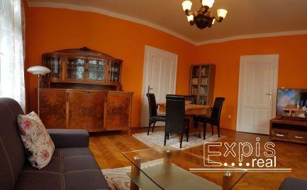 PRENÁJOM 2 izb. byt s balkónom, pri HRADE, Krátka ul., BA Staré Mesto