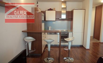 Ponúkame na prenájom 3-izbový byt s parkovacím miestom na ulici Prešovská v Eden parku, lokalita Bratislava II.-Ružinov