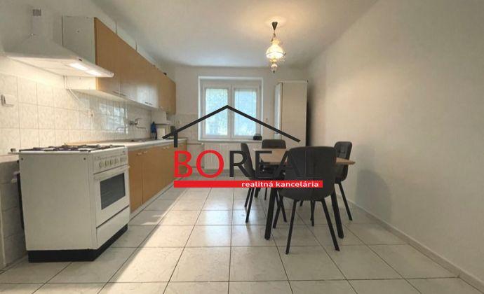 Tehlový 2izb. byt, 55 m2, Kvetná ul. - BA II. pri trhu