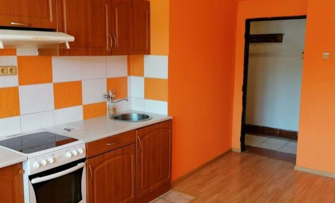 veľký 1-izb. byt (50m2) s loggiou - Martin - STARÉ ZÁTURČIE