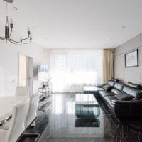 3 izbový byt, Bratislava-Staré Mesto, 79 m², Novostavba