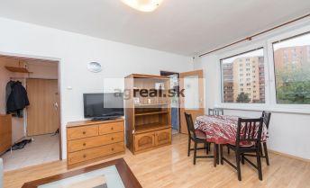 2-izbový byt v tichej a zelenej časti Dúbravky, Bazovského ulica