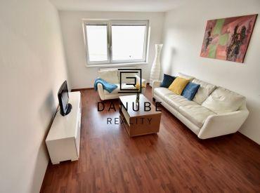 Prenájom  2izbový byt s výťahom a garážovým státím v novostavbe na Saratovskej ulici v Bratislave-Dúbravke.