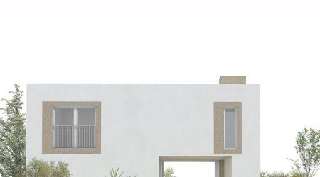 Ponúkame na predaj dovolenkový dom v novostavbe v Grbe, Nin.