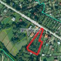 Pre rodinné domy, Vrútky, 3101 m²