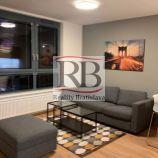 Na prenájom kompletne zariadený 2-izbový byt s panoramatickým výhľadom na Bratislavu na Plynárenskej ulici