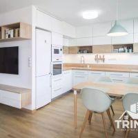 3 izbový byt, Komárno, 64 m², Čiastočná rekonštrukcia