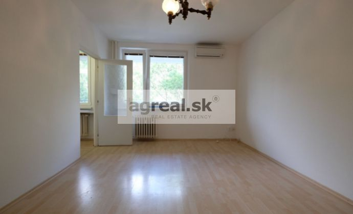 1-izb. so samostatnou kuchyňou a veľkou loggiou zariadený/nezariadený