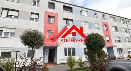 Kuchárek - real: predaj 3 izb. byt , Veľký Meder, nám. M. Corvina