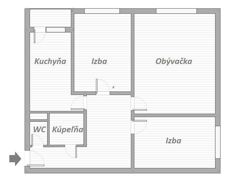 Iný-Predaj-Bratislava - mestská časť Petržalka-199 000 €