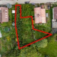 Pre rodinné domy, Gabčíkovo, 932 m², Pôvodný stav