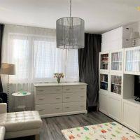 2 izbový byt, Bratislava-Petržalka, 54.97 m², Kompletná rekonštrukcia