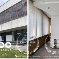 Administratívna budova, Sečovce, 3851.74 m², Pôvodný stav