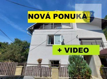 VIDEO - Rodinný dom 7+2, v krásnom prostredí + pozemok 912 m2 - Banská Bystrica