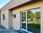 Novostavba radového rodinného domu, Čachtice