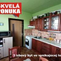 3 izbový byt, Levice, 75 m², Čiastočná rekonštrukcia