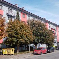 2 izbový byt, Kysucké Nové Mesto, 54 m², Kompletná rekonštrukcia
