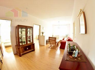 Na prenájom 3-izbový byt + KK + balkón, 67 m², Homolova ul. , Bratislava Dúbravka, voľný do 1.1.2022