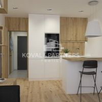 2 izbový byt, Levice, 44.01 m², Čiastočná rekonštrukcia