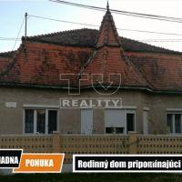 Rodinný dom, Čata, 1248 m², Čiastočná rekonštrukcia