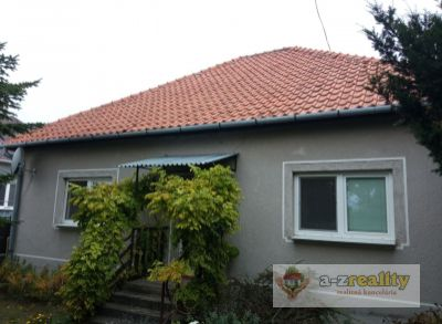 Na predaj rodinný dom v obci Trávnik