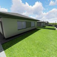 Rodinný dom, Mirkovce, 105 m², Vo výstavbe