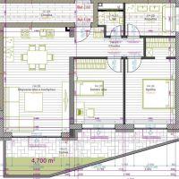 3 izbový byt, Dunajská Streda, 65.41 m², Vo výstavbe
