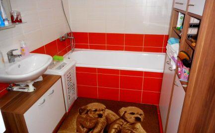 Prenájom tehlový 3-izb.byt vo výbornom stave s balkónom Cerová, okr. Senica