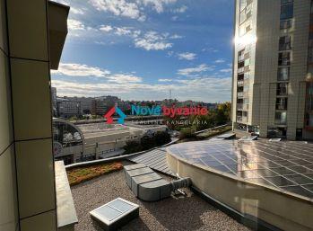 Nové Bývanie - prenájom 1 izbový byt, Petržalka - Kopčianska ( Vienna gate), 480€ mesiac + 120€ energie (1 osoba)