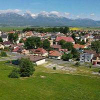 Pre rodinné domy, Poprad, 528 m²