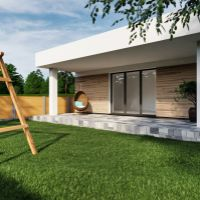 Rodinný dom, Drienovec, 105 m², Novostavba