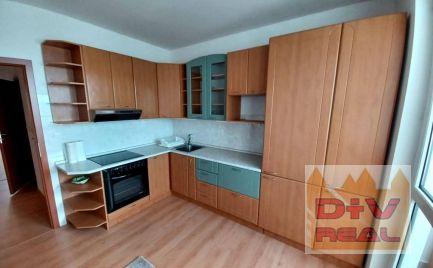3 izbový byt, Vavilovova ulica, Bratislava V, Petržalka, čiastočne zariadený, balkón