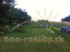 Pozemok v zastavanej časti obce Župčany-Predané