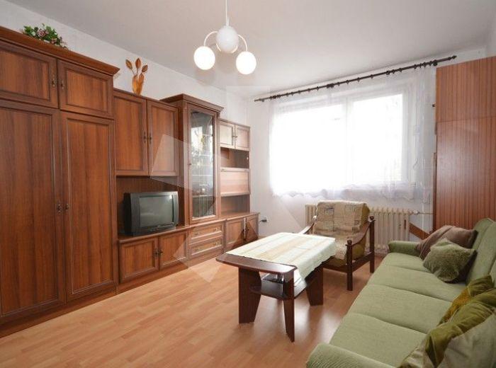 PREDANÉ - KAPITÁNA RAŠU, 1-i byt, 34 m2 – čiastočne zrekonštruovaný, s pivnicou, v príjemnom tichom prostredí  v ZATEPLENOM BYTOVOM DOME