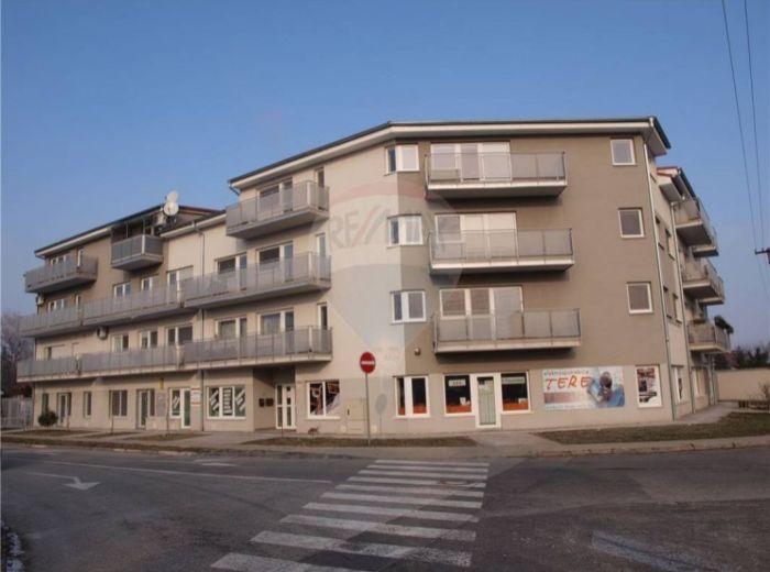 PREDANÉ - STAROMLYNSKÁ, 2-i byt, 62 m2 – tehlový byt v 3 r.  NOVOSTAVBE S VLASTNOU GARÁŽOU