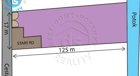 Na predaj stavebný pozemok 2138 m2, Dubovany okres Piešťany