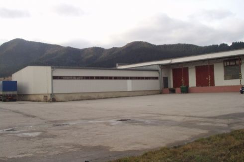 Logisticky - priemyselný areál
