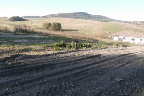 Stavebný pozemok v obci Hôrky