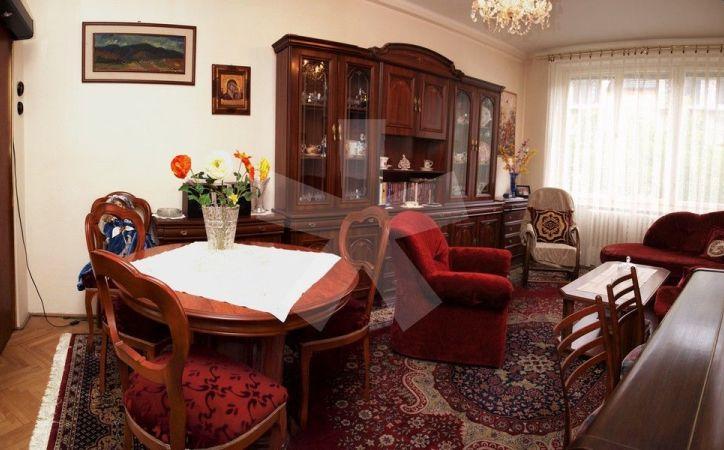 PREDANÉ - KVAČALOVÁ, 3-i byt, 80 m2 – pekný TEHLOVÝ byt, IDEÁLNA DISPOZÍCIA, v tichej uličke pri Dulovom námestí