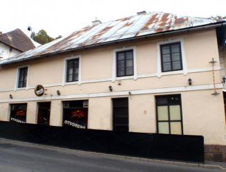 Banská Štiavnica – obchodné priestory/herňa/kaviareň – prenájom