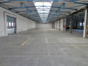 Výrobné priestory v Nitre na prenájom (860 - 2600m2)