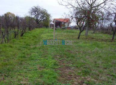 MAXFIN REAL na predaj stavebný pozemok Levice, časť Svätý Ján