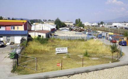 EXKLUZÍVNE, Stavebný pozemok, v priemyselnej časti,  Poprad