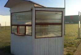 Novinový prenosný stánok, Ilava- Klobušice , 6 m2
