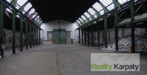 Ponúkame na prenájom lacno sklad/výroba o výmere 1700m2, lokalita Sládkovičovo!!!