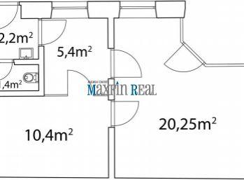 MAXFIN REAL - prenájom priestoru na Farskej ulici v Nitre - masáže, kaderníctvo, kozmetika, veterinárna ambulancia...