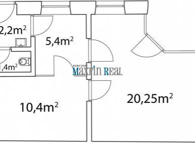 MAXFIN REAL - prenájom priestoru na Farskej ulici v Nitre - kaderníctvo, kozmetika, veterinárna ambulancia...
