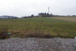 Stavebný, rovinatý pozemok, Krasňany okr. Žilina, 1101 m2