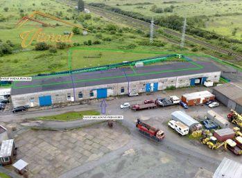 Komerčné skladové priestory na prenájom 407m2