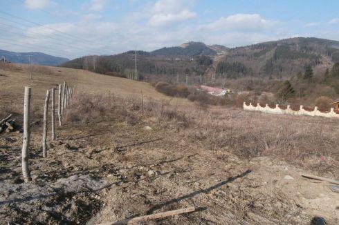 Stavebný pozemok Budatín